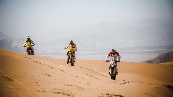 2,8 millones de dólares deja el Rally Dakar en la región de Atacama