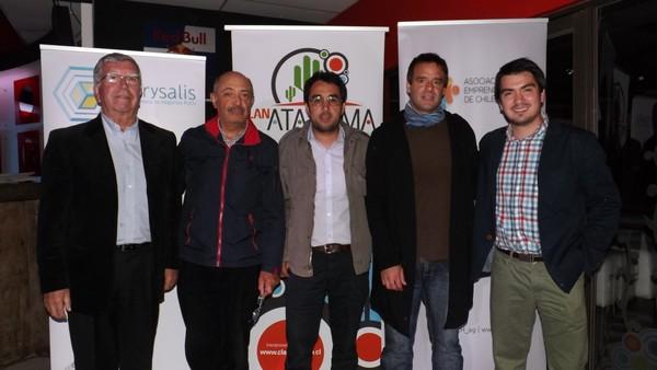MeetUp Atacama dos