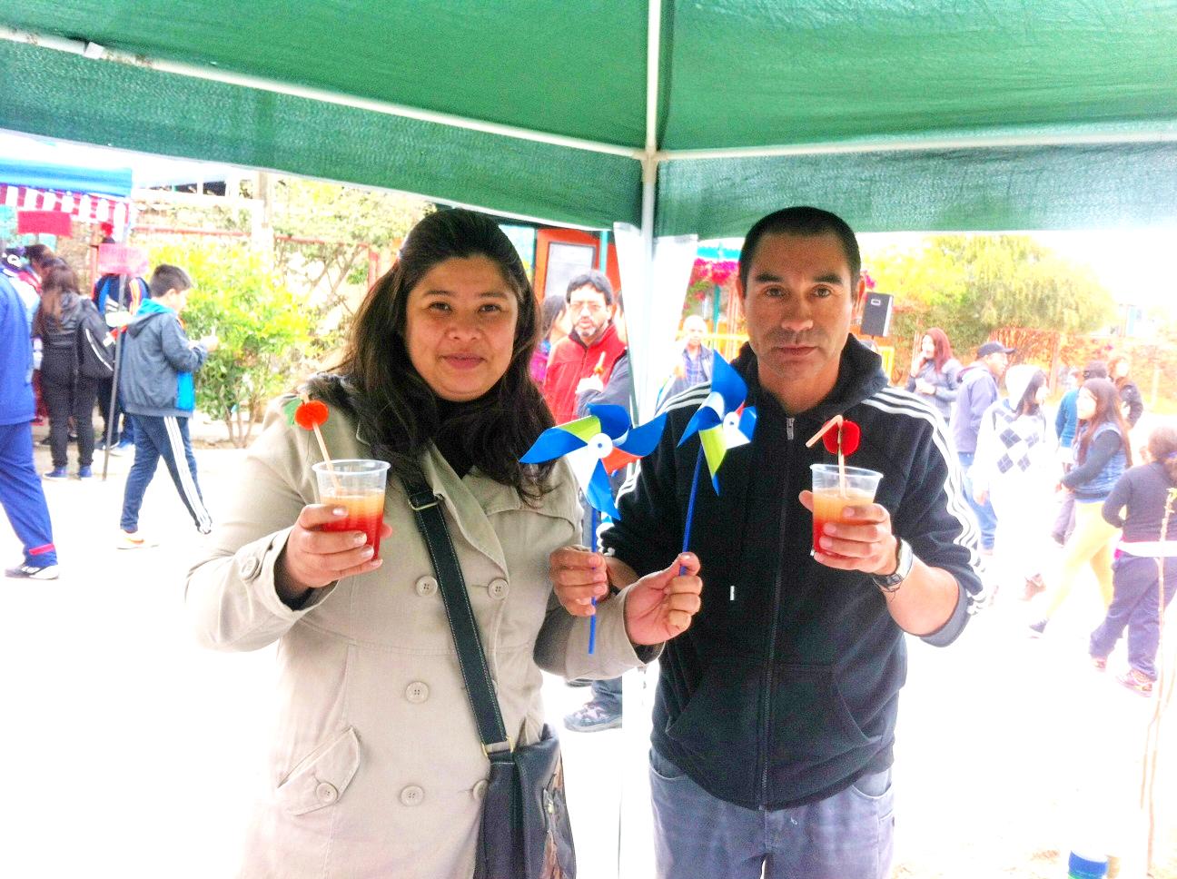 Con barra Cero Alcohol celebran aniversario de establecimiento educacional en Huasco