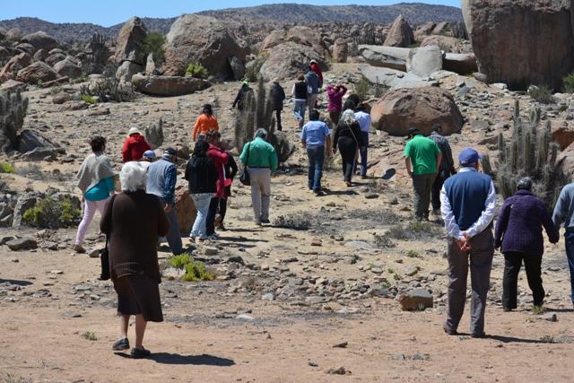 """""""Conociendo el Huasco Profundo"""": Vecinos de la provincia disfrutan de Recorridos Patrimoniales"""