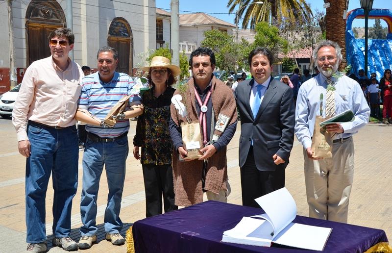 Autoridades regionales reafirman su apoyo al Jardín Botánico de Atacama