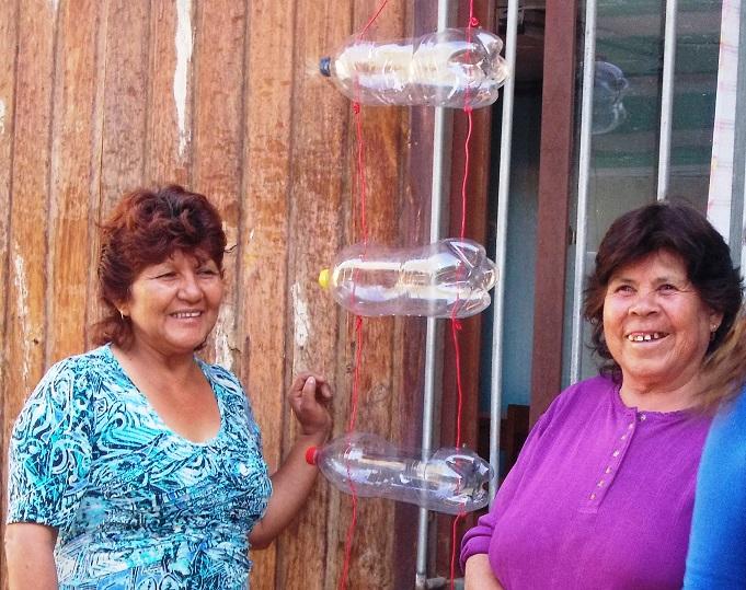 Vecinos del altiplano norte de Vallenar se la juegan por el reciclaje