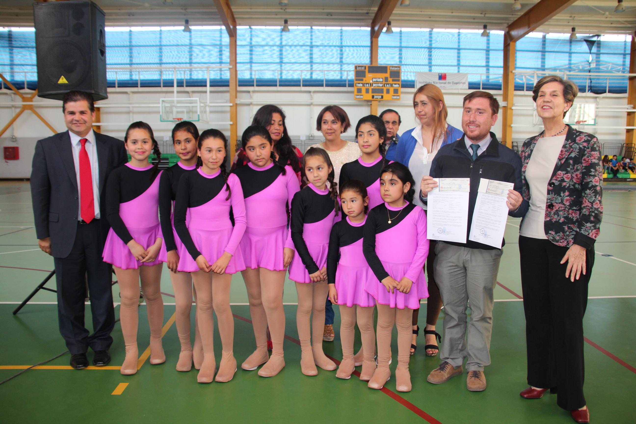 Municipio de Freirina recibirá financiamiento deportivo para ejecutar iniciativas formativas y recreativas