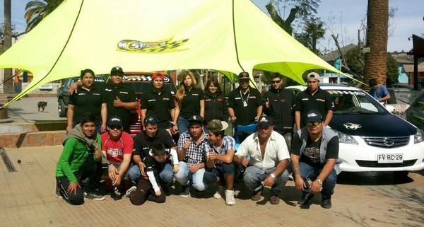 Speed Tunning: Un equipo con espíritu solidario