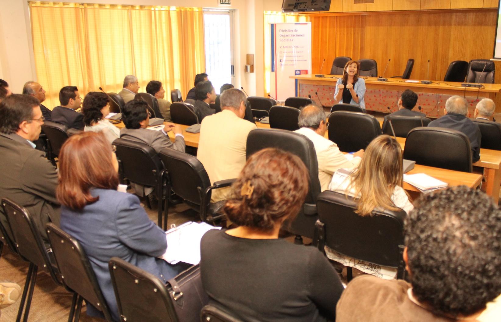 Autoridades y funcionarios públicos vivieron jornada orientada al fortalecimiento de la Diversidad