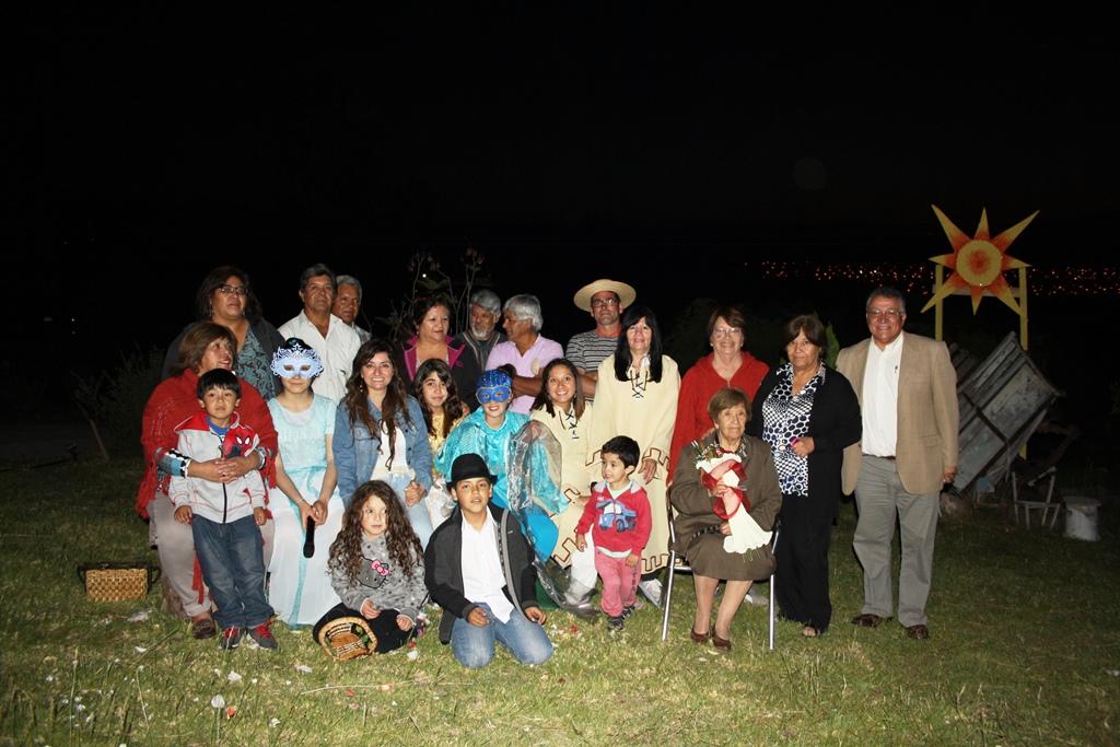 Asociación Diaguita de Vallenar cuenta con equipamiento de energías renovables no convencionales