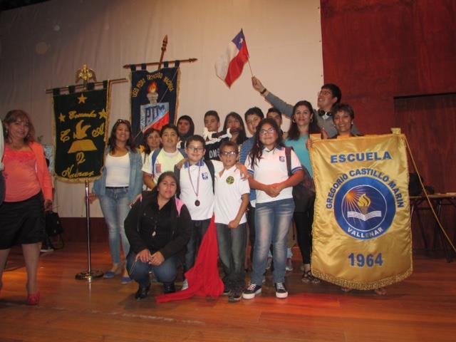 Alumnos de Vallenar se destacan en Olimpiadas de Matemáticas ATACALCAR