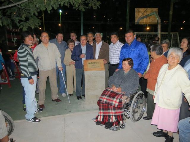 Rinden homenaje a dirigente deportivo vallenarino
