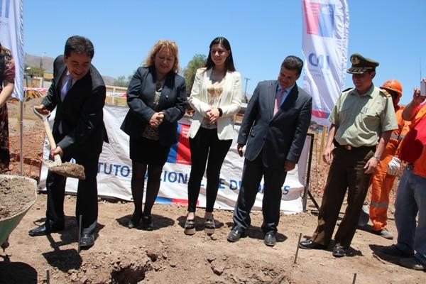 En un año Copiapó contará con moderno polideportivo