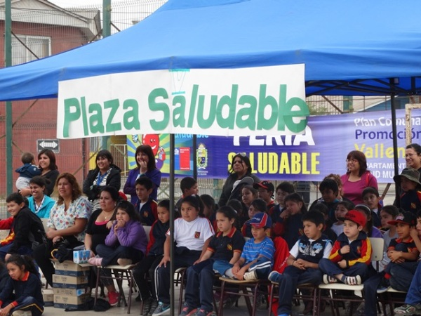 Plaza Saludable Baquedano