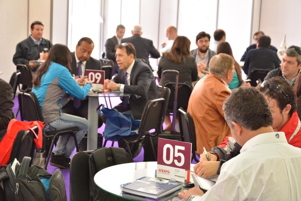 US$ 90 millones en proyección de negocios deja como resultados ATEXPO 2014