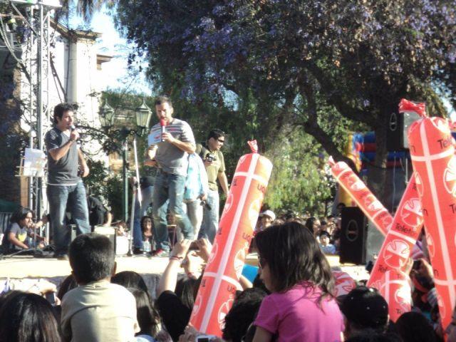 Informan cortes de tránsito en centro de Vallenar por acto de Teletón