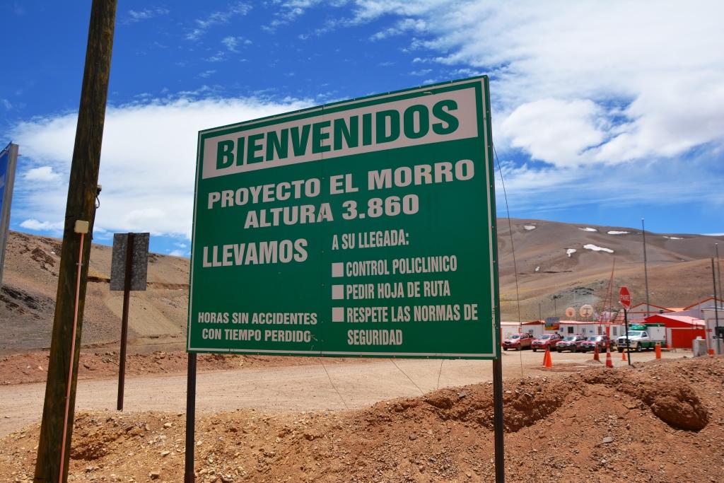 Ministra de Minería valora decisión de GoldCorp de reformular proyecto El Morro