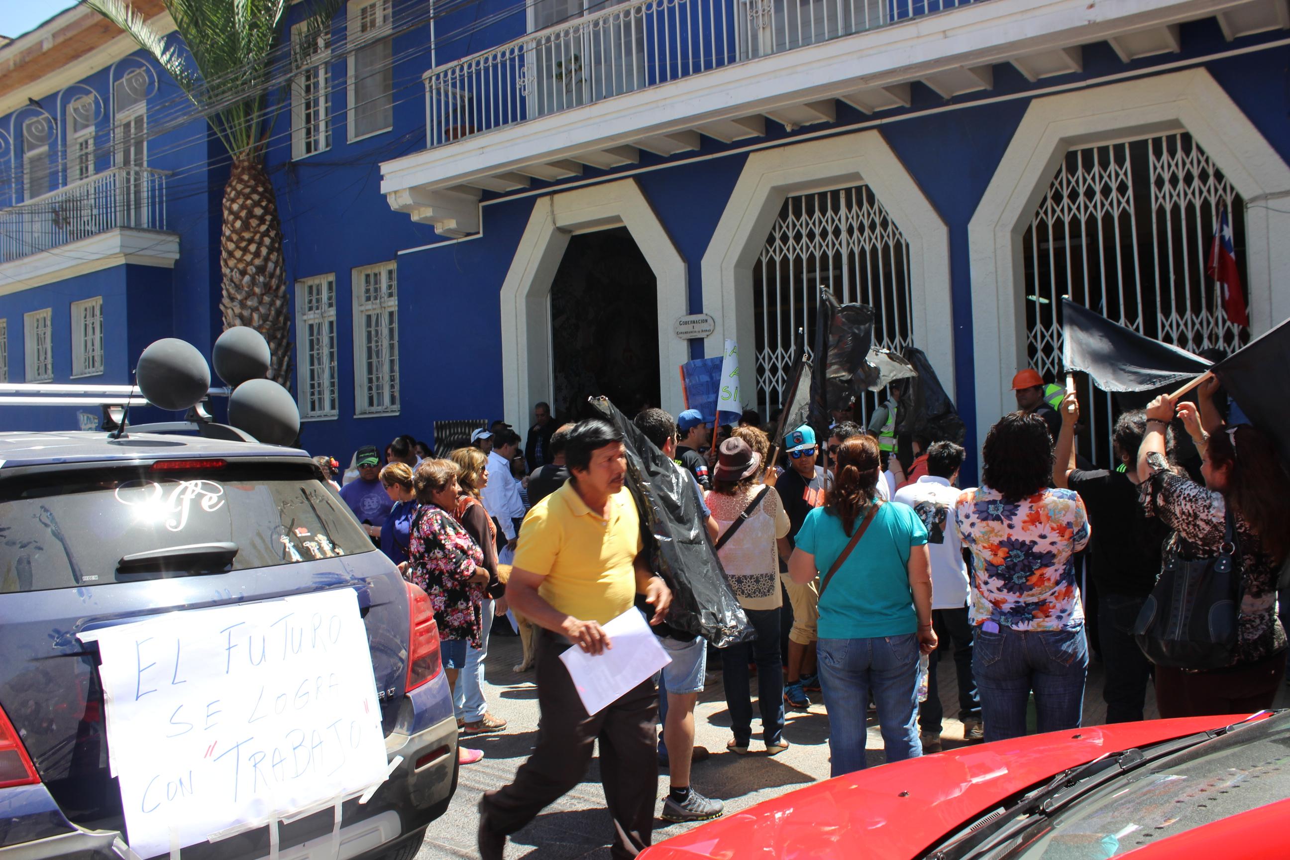 Vecinos realizarán marcha a Gobernación para pedir soluciones a demandas de seguridad
