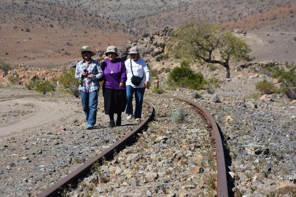 Recorridos Patrimoniales: Instancia que permitió acercar y conocer las raíces del valle del Huasco