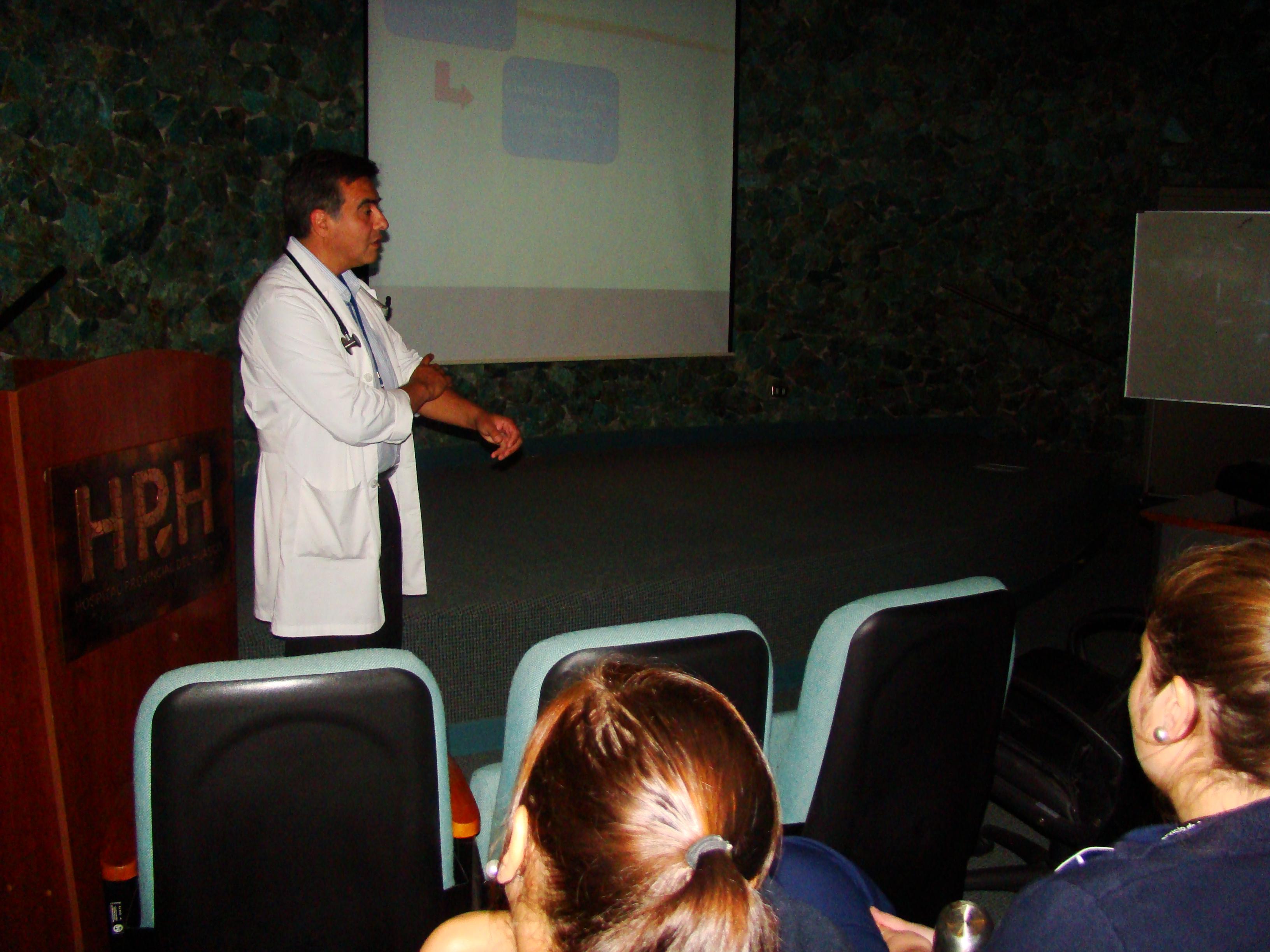 Hospital Provincial organiza Jornada Regional de enfermedades lisosomales en Vallenar