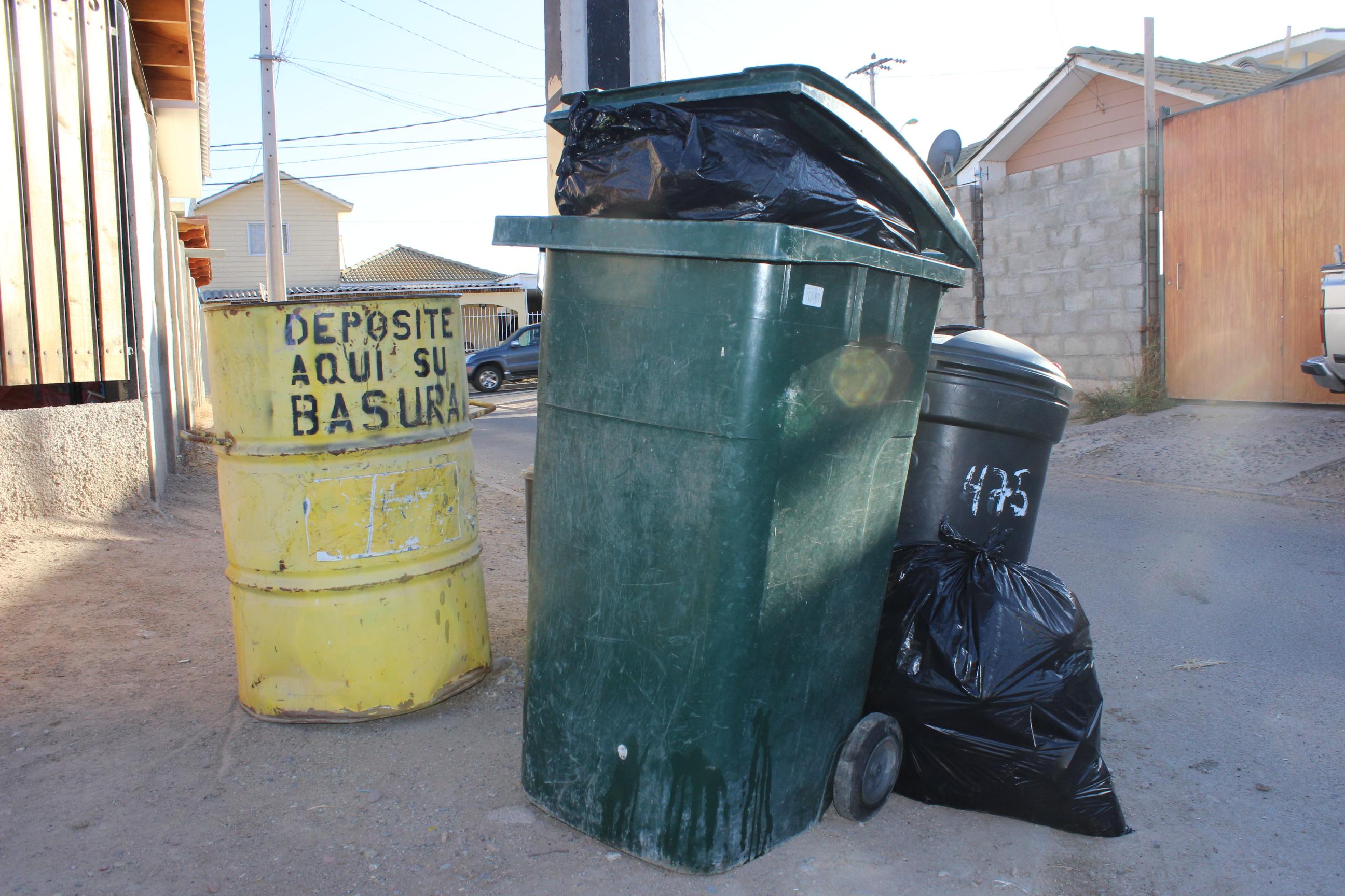 Sigue sin solución conflicto de la basura en Vallenar