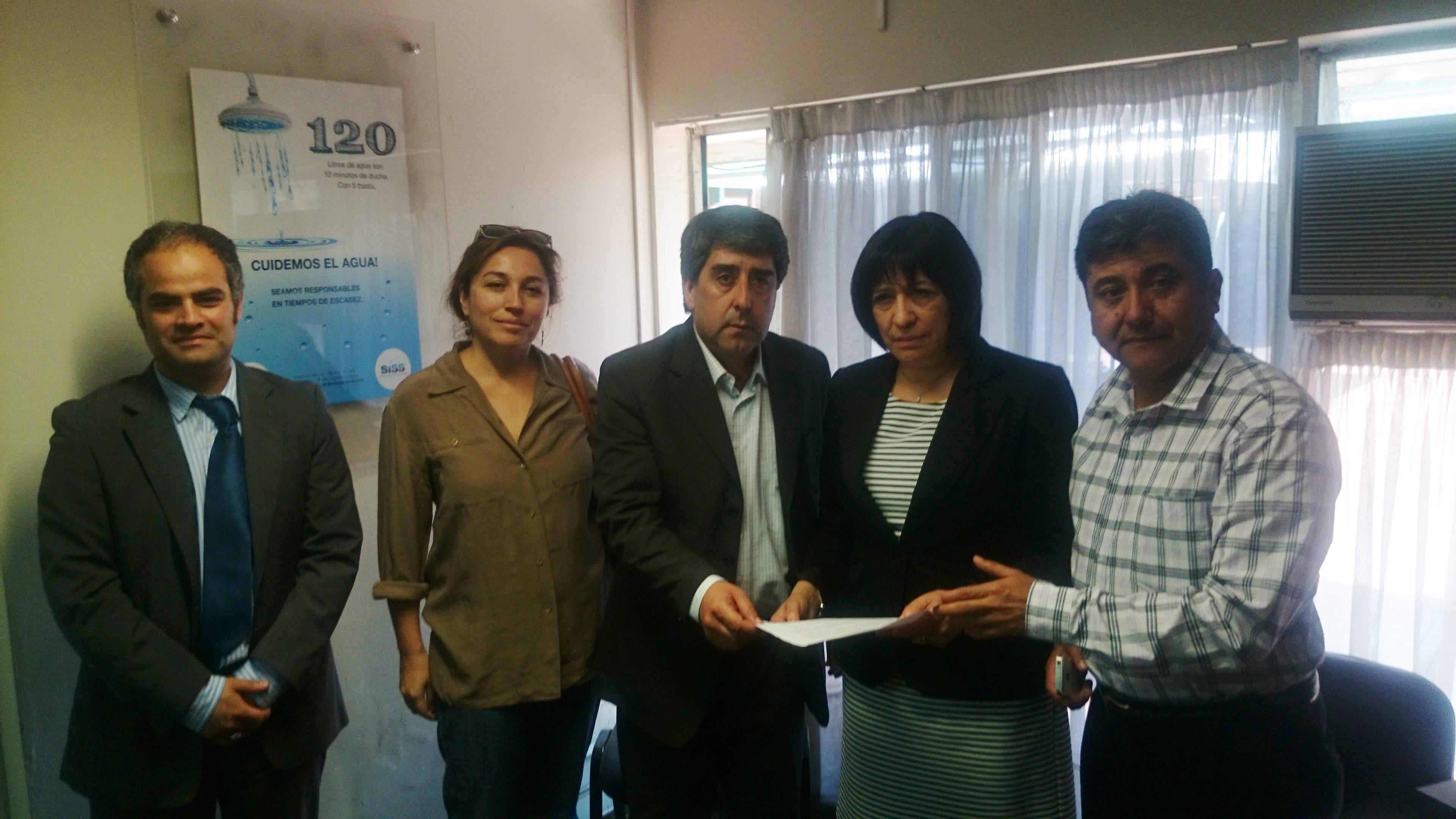 Concejales de Freirina y Vallenar preocupados por alza de agua potable