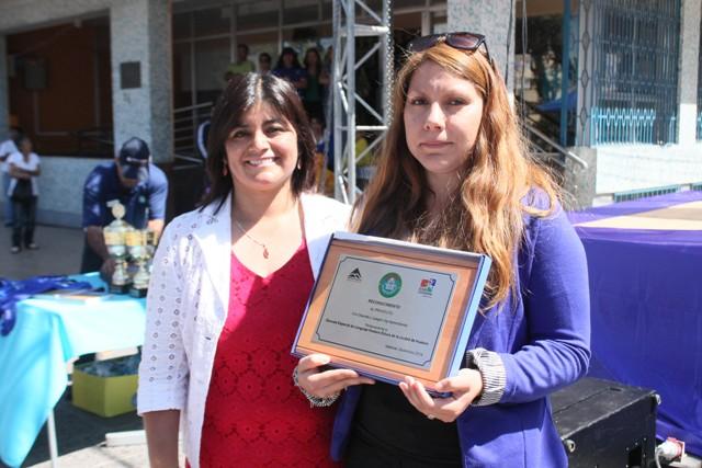 Grupo Solidario Escondida realiza con éxito 1era Feria de Proyectos Sociales en Vallenar