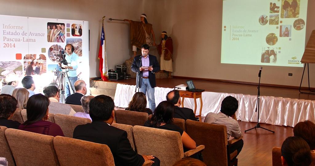 Pascua-Lama presenta estado de avance de gestión ambiental y social 201