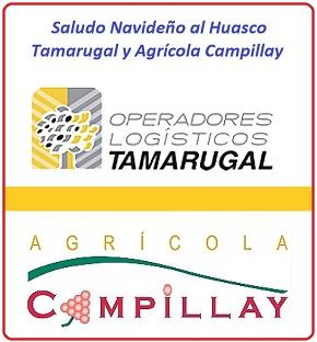 Saludo fin de año Tamarugal y Agricola Campillay_banner