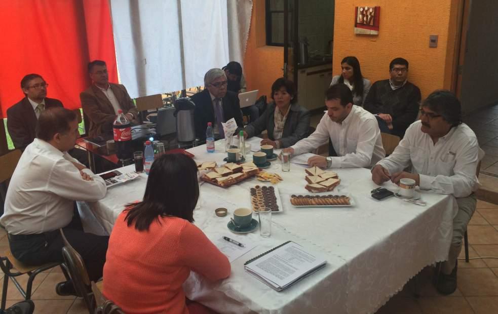 Analizan situación de pasivos ambientales en la provincia del Huasco