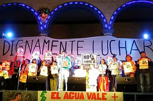 "Movimiento socio ambiental del Huasco: ""Punta Alcalde es inviable"""