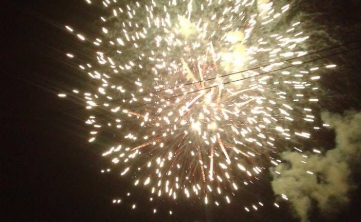 Freirina recibirá el Año Nuevo con 25 minutos de fuegos artificiales
