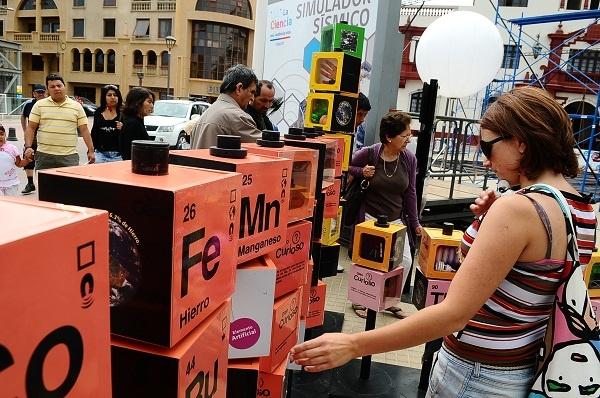 Exposición La Ciencia nos Cambia La Vida culmina su recorrido en Vallenar