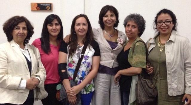 """Realizan charla """"Mujeres cambiando el mundo"""" en Vallenar"""