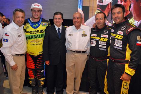 Empresario local será el Team Management de Tamarugal XC en Dakar 2015
