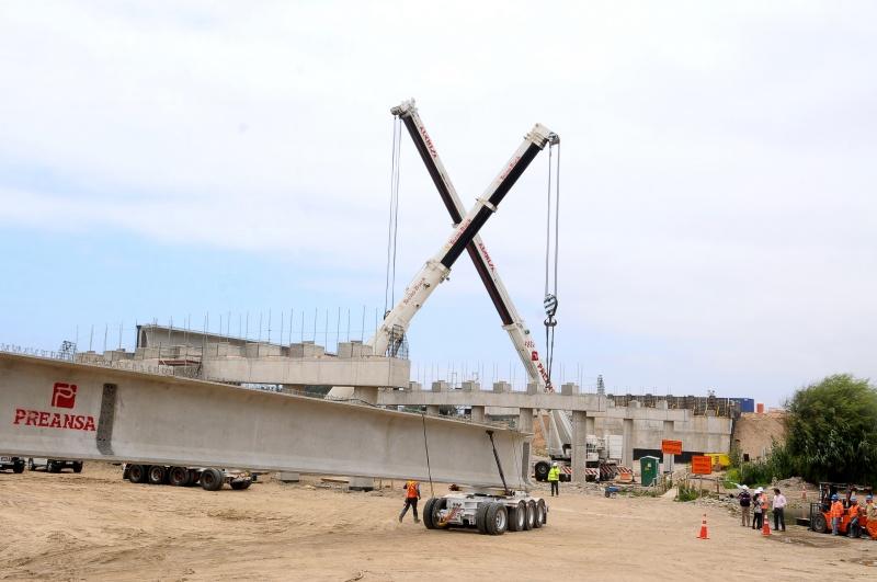 Nuevos desvíos por obras en la ruta La Serena-Vallenar se implementaron este viernes