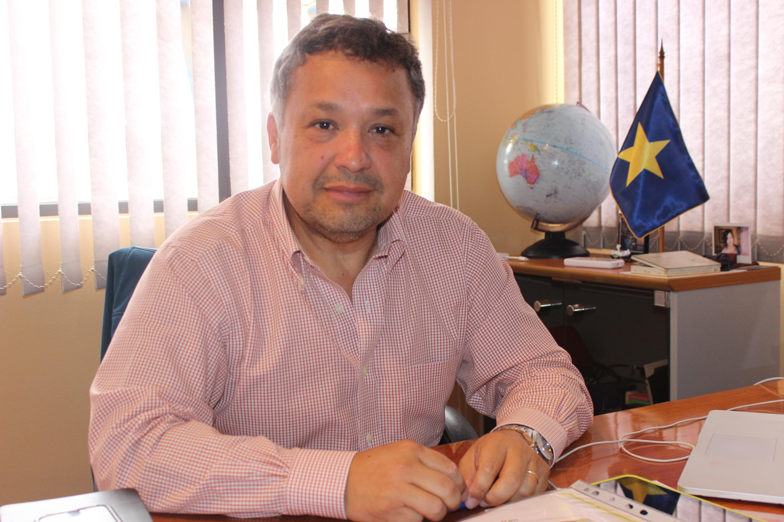 """Daniel Llorente y situación económica de la provincia: """"No se encuentran las condiciones para los grandes proyectos de inversión"""""""