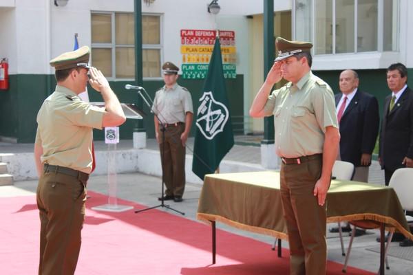 General Jorge tobar Alfaro será el nuevo Jefe de Zona en Atacama