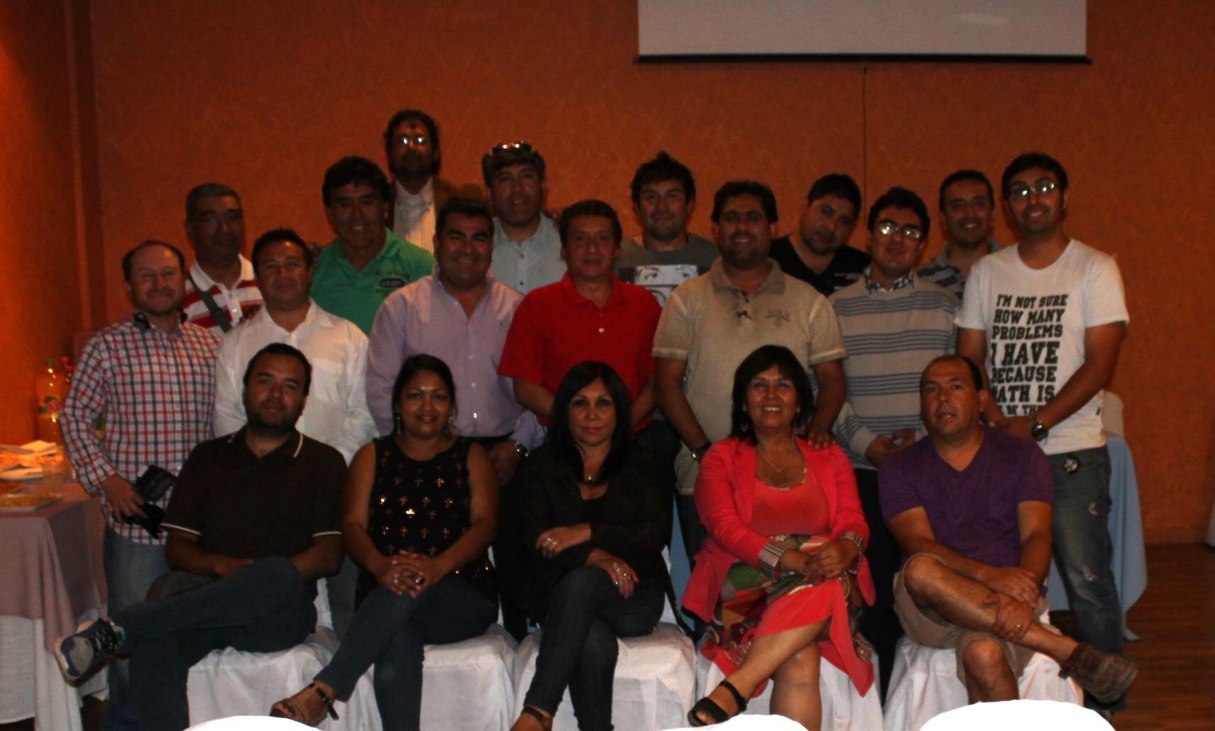 Se conforma Agrupación de Comunicadores de la provincia del Huasco