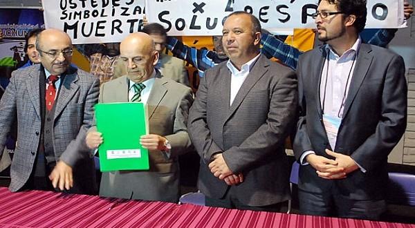 """Alcaldes de las denominadas """"Zonas de Sacrificio"""" se reúnen en cónclave ambiental"""