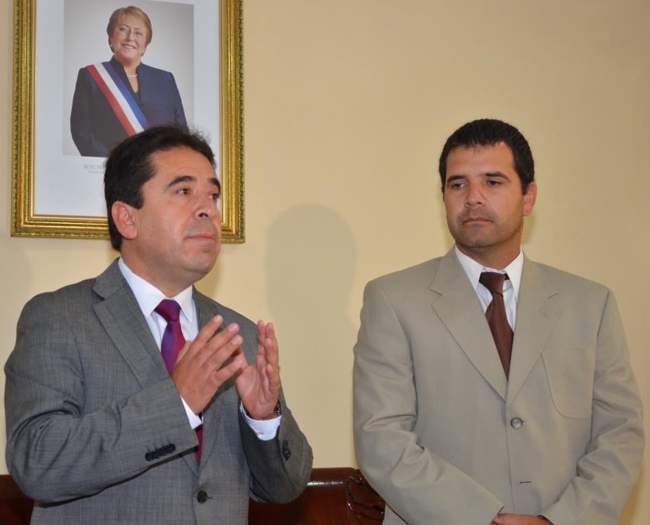 Presentan a nuevo seremi de Energía para Atacama