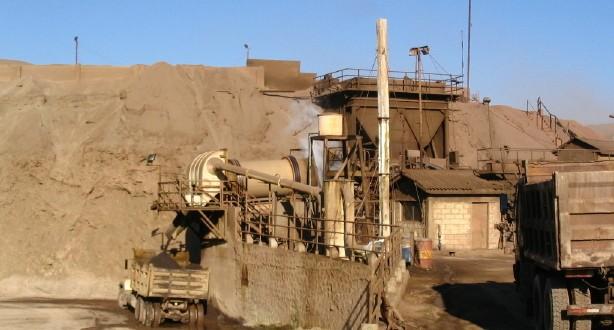 Licitan construcción de depósito de relaves espesados en Vallenar