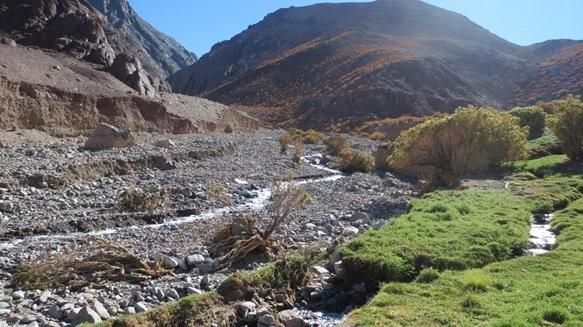 Alerta ante posible contaminación en río Huasco por daños en Pascua Lama