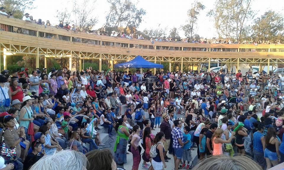 Más de 3 mil personas vivieron la Fiesta Ciudadana en Vallenar