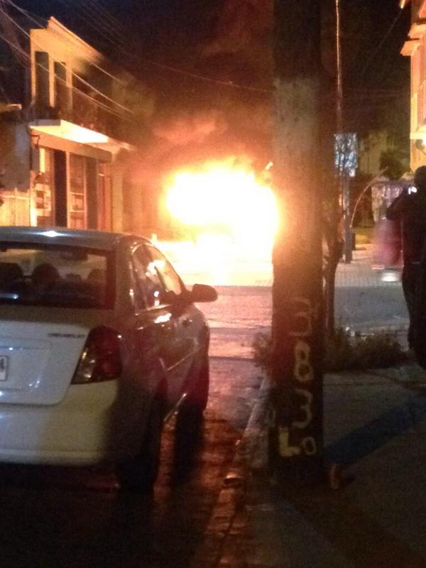 Incendio vehículo (2)