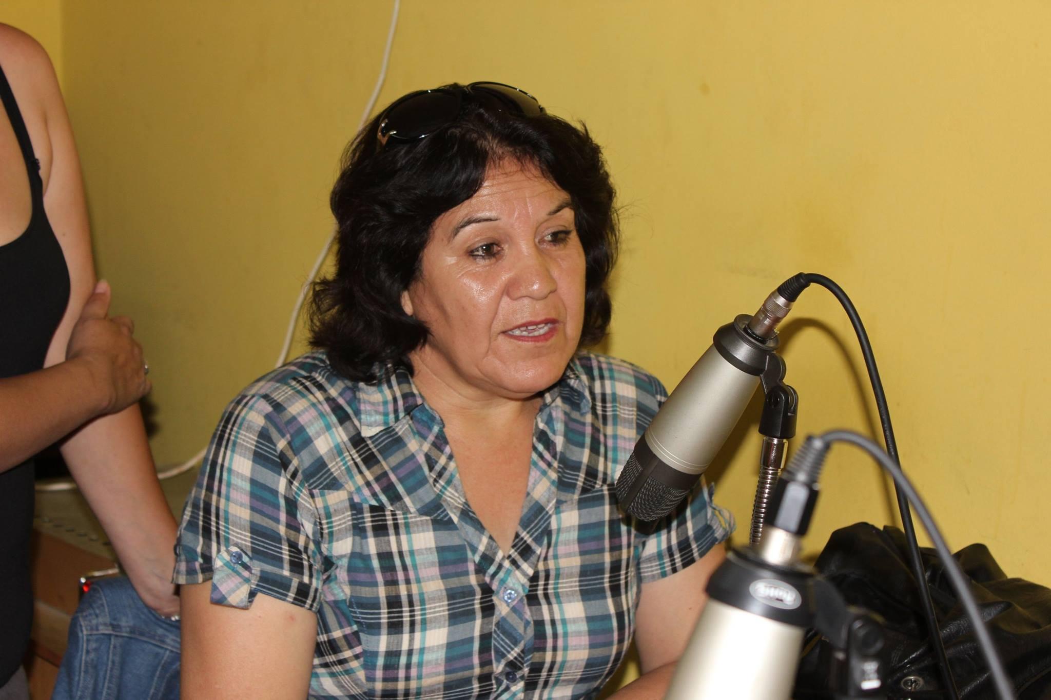"""Olga Pastén: """"Las autoridades regionales no son capaces de defender el empleo en la zona"""""""