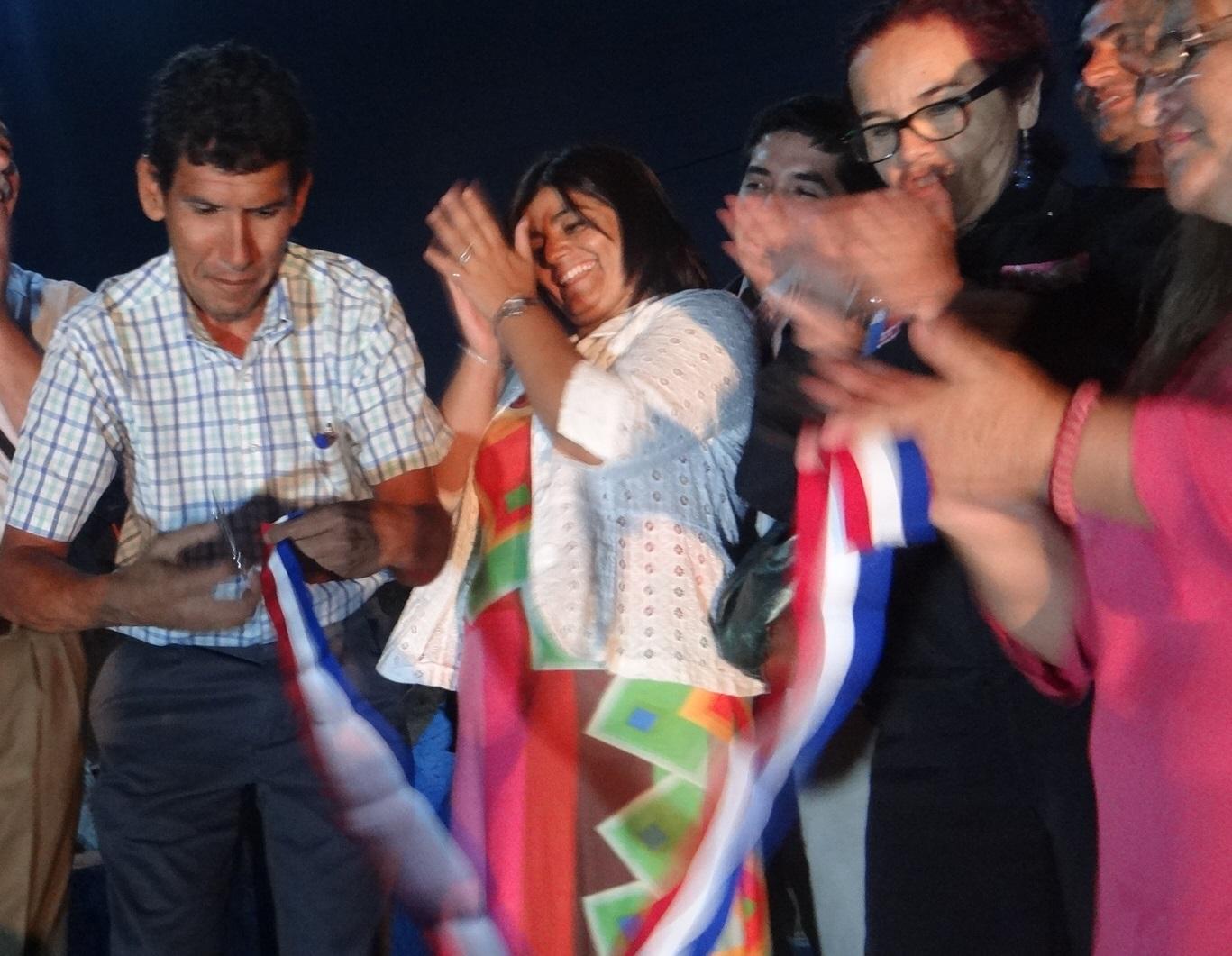Inauguran remozado espacio público en Vista Alegre de Vallenar