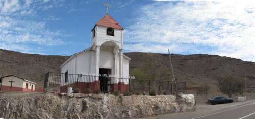 Proyecto pretende recuperar capilla de Incahuasi en medio de construcción de doble vía