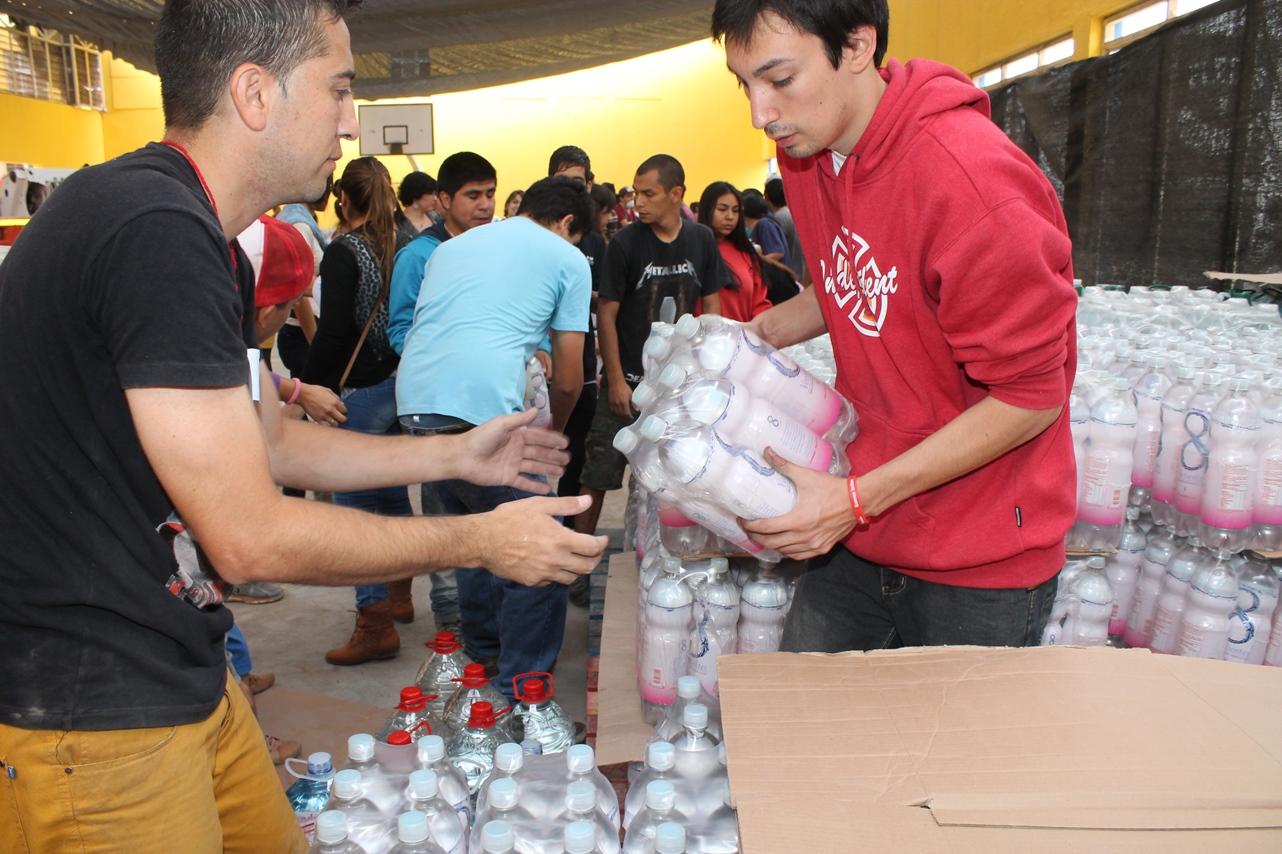 Cámara de comercio del Huasco y radios locales comienzan campaña de ayuda a Alto del Carmen