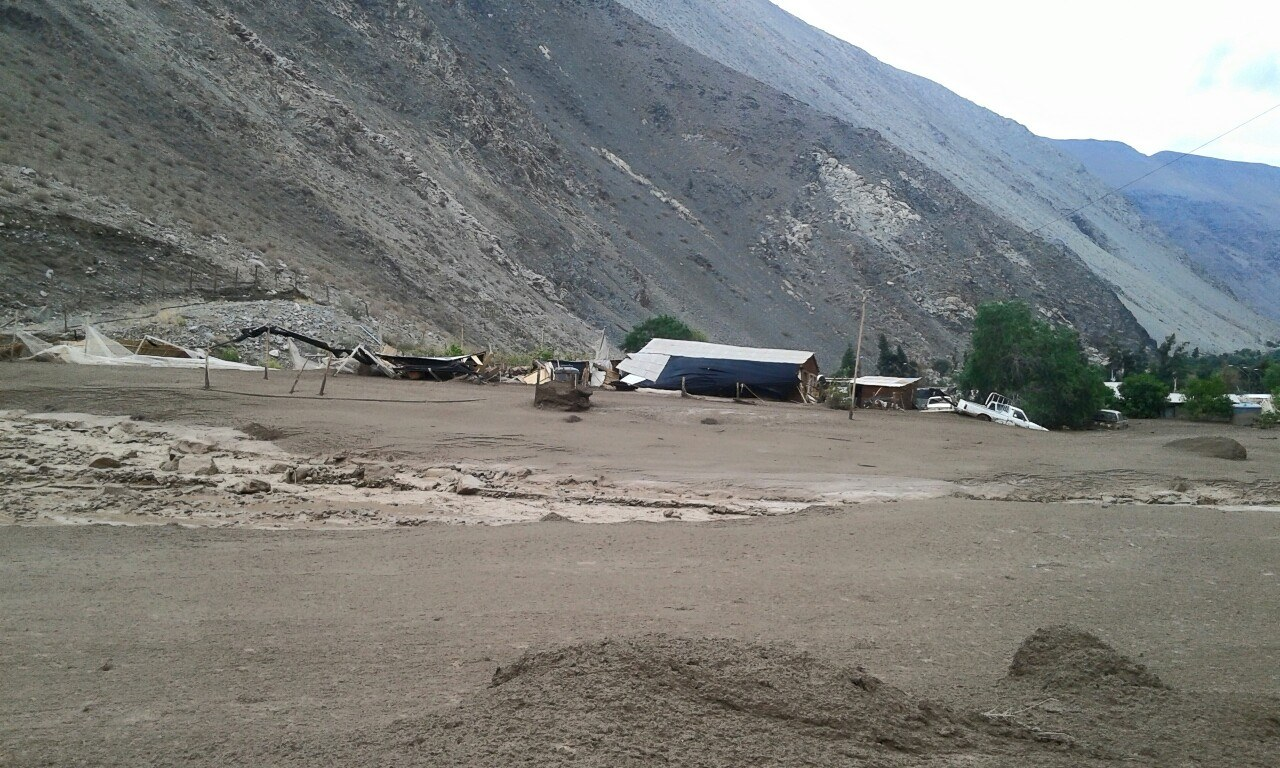 Tragedia en el norte afectó a nueve mil empresas de la Región de Atacama