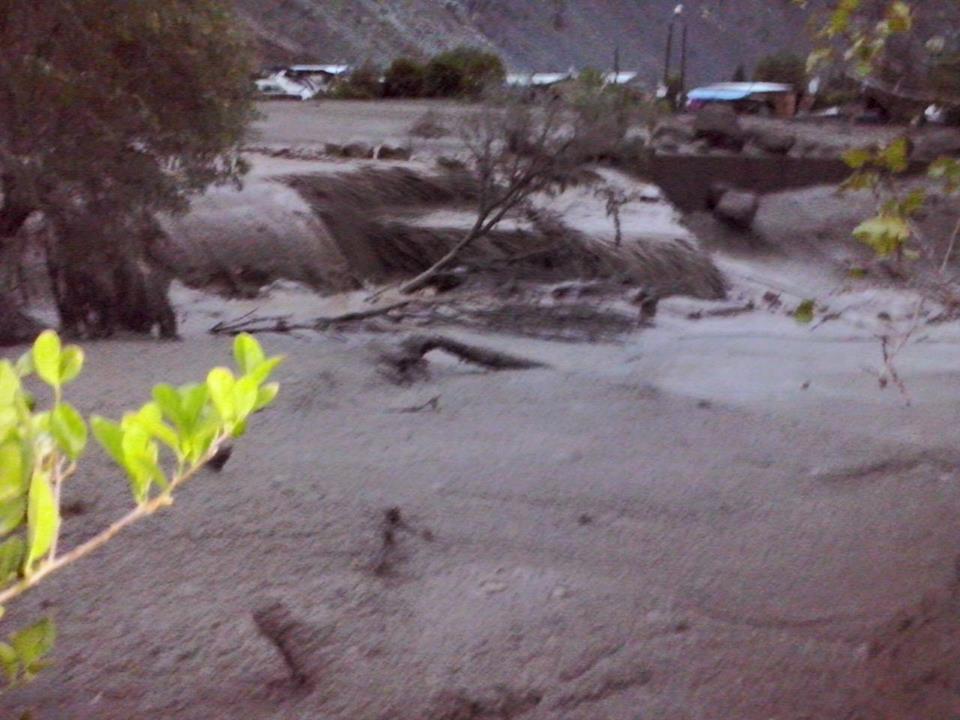 Advierten que podría haber aluviones en regiones de Coquimbo y Atacama con nuevo sistema frontal