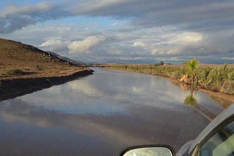Vecinos de Canto de Agua perdieron animales y cosechas por alud