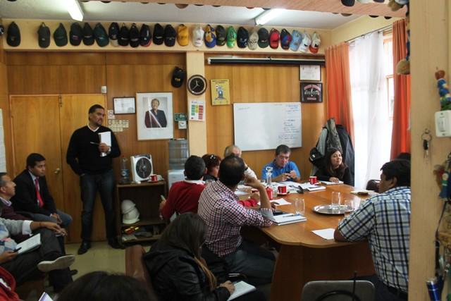 COE de Vallenar continúa realizando gestiones para enfrentar emergencia en la comuna y al interior del Valle del Huasco