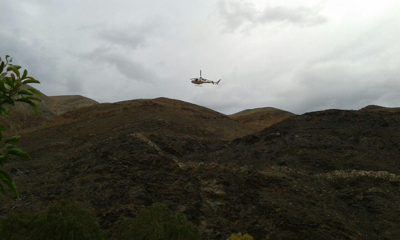 Alto de Carmen exigió helicopteros con urgencia